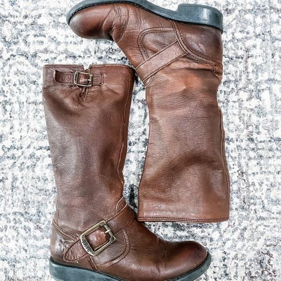 Frye Shoes | Little Girls Boots Tall